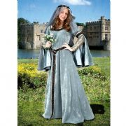 Maid Marian Gown With Belt